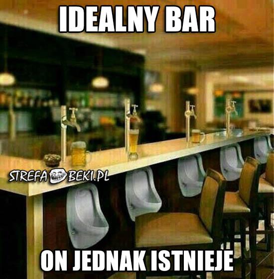 Idealny bar