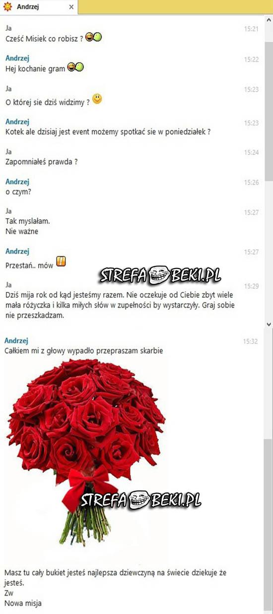 Romantyk XXI wieku :D