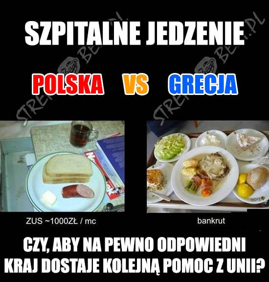 Czy, aby na pewno to Grecja potrzebuje pomocy?