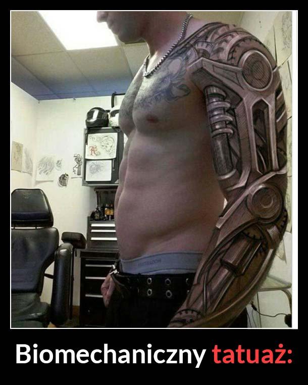 Kozacki tatuaż!