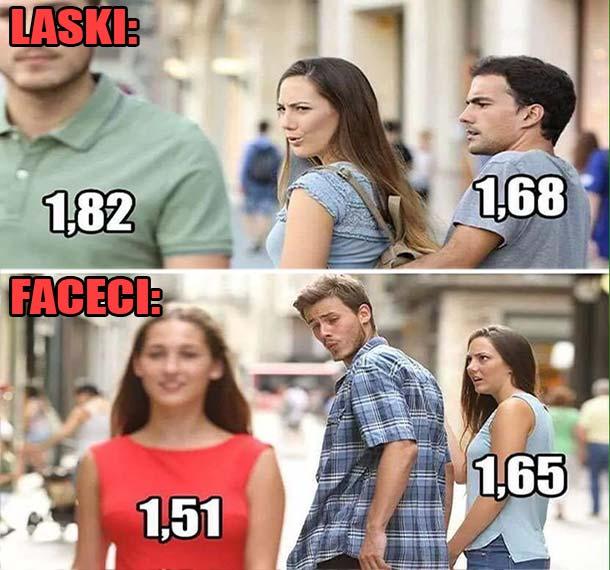 Laski vs faceci