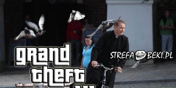 Grand Theft Auto VI: San Domierz :D