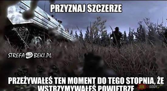 Chyba każdy tak to przeżywał :)
