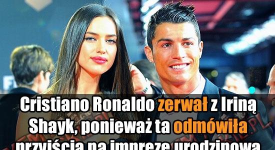 Cristiano masz mój szacunek!