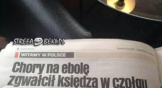 Polska prasa...