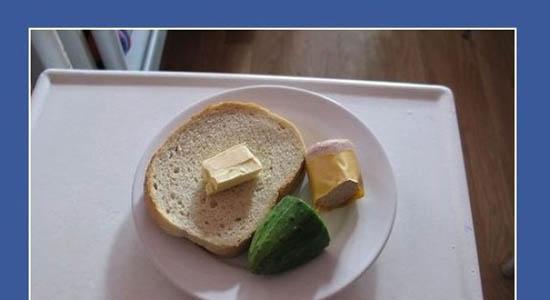 Jeden posiłek i tylko dwie kalorie