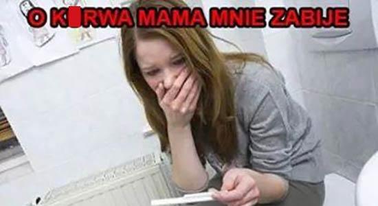Mama mnie zabije