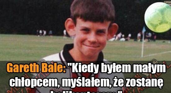 Bale: Kiedy byłem małym chłopcem myślałem, że zostanę... :D