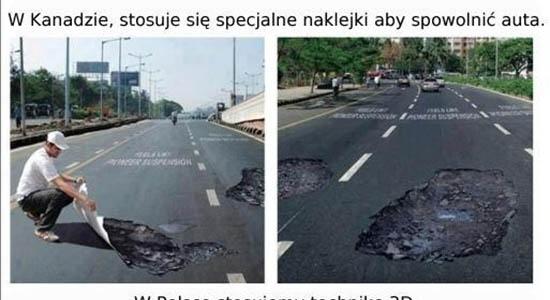 Polska myśl techniczna wyprzedza Kanadę o kilkadziesiąt lat :D