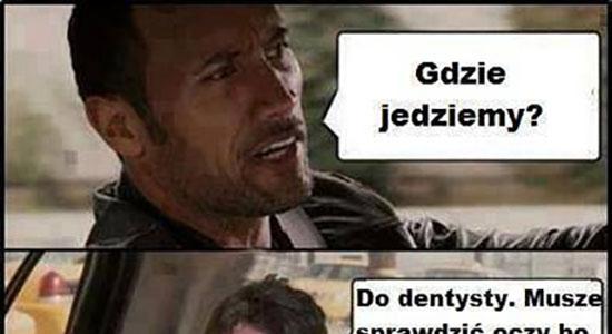 Zjarany Zbyszek i dentysta