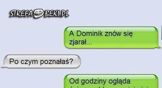 Zjarany Dominik