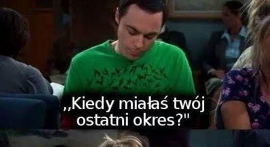 Sheldon idealnie rozszyfrował Penny