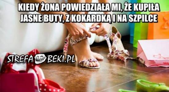 Kobiece buty