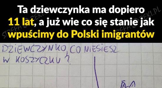 Co się stanie jak wpuścimy do Polski imigrantów