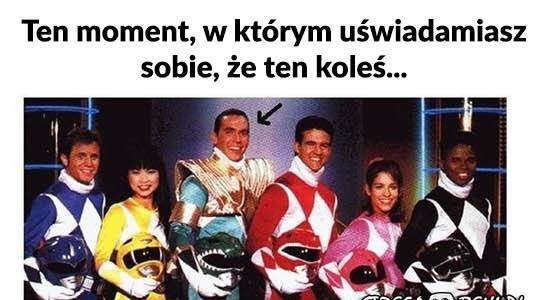 Nieprawdopodobna kariera aktora z Power Rangers