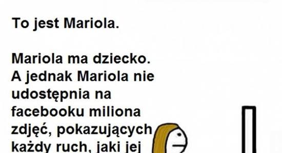 Bądź jak Mariola