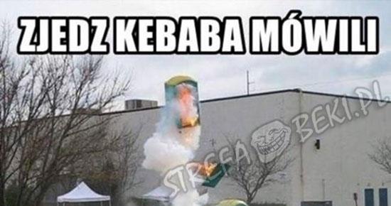 Zjedz kebaba mówili