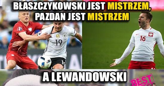 A Lewandowski...