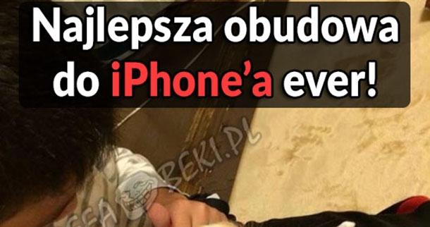 Najlepsza obudowa do iPhone'a ever!