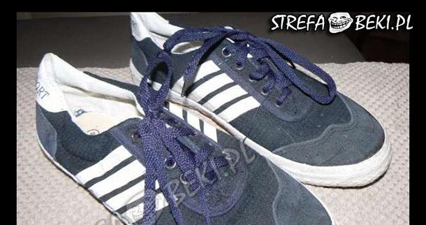 Najlepsze buty w szkole