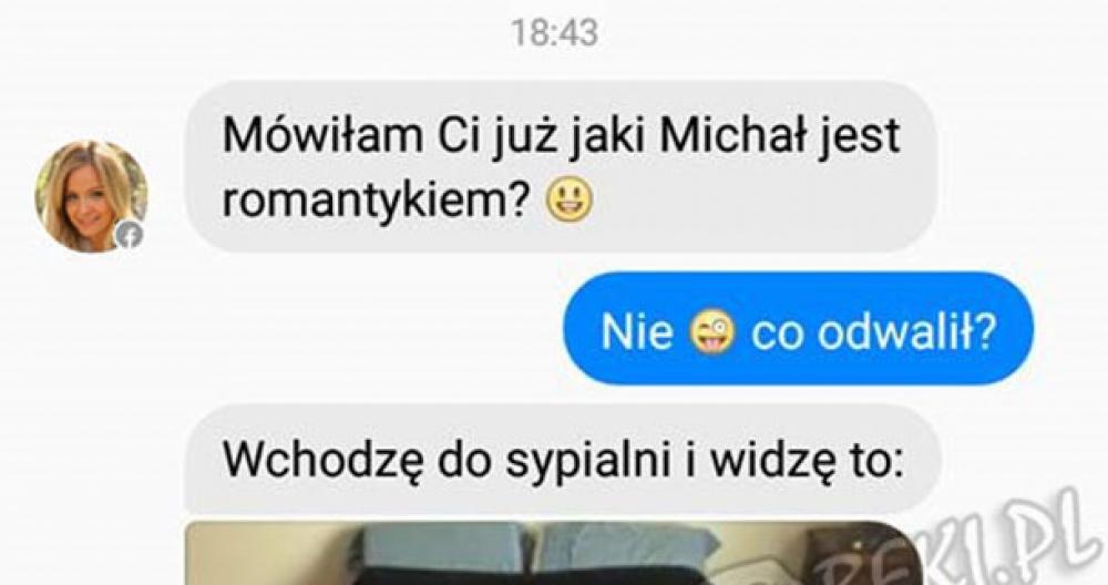 Michał romantyk