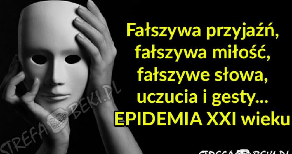 Epidemia XXI wieku