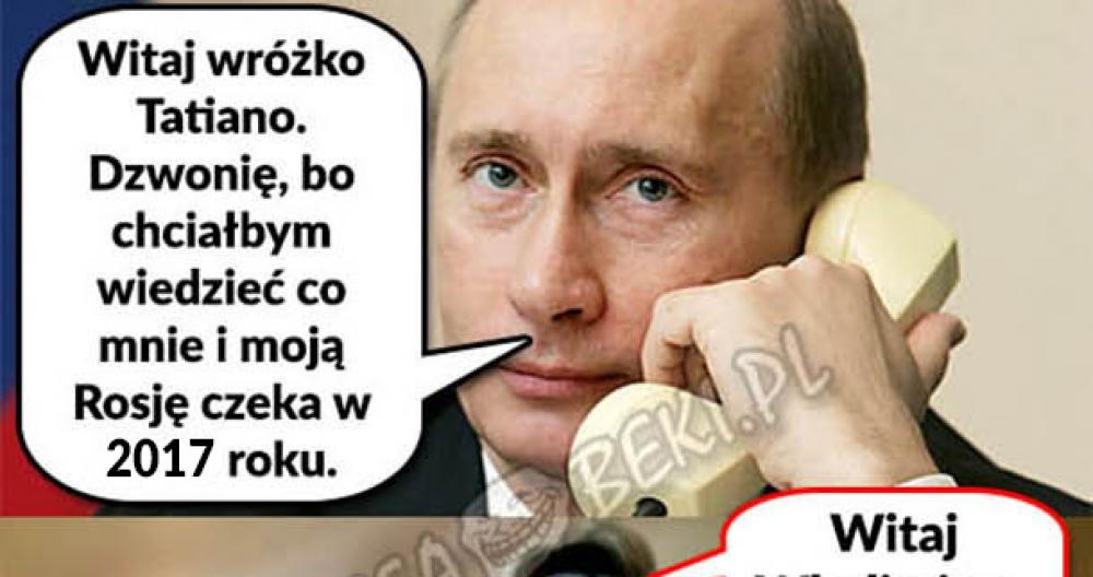 Przyszłość Putina i Rosji