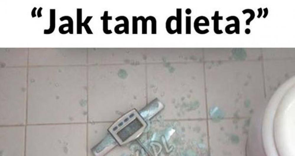 Jak tam dieta?