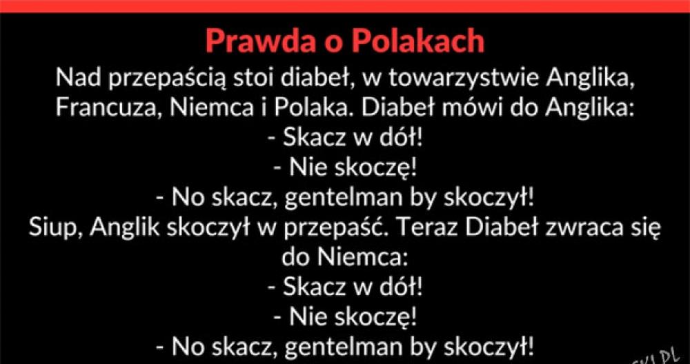 Prawda o Polakach