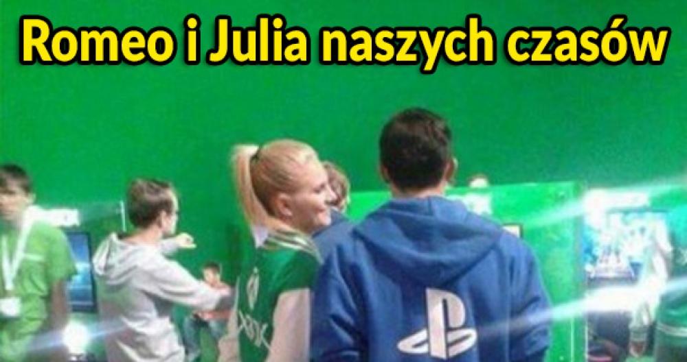Romeo i Julia naszych czasów