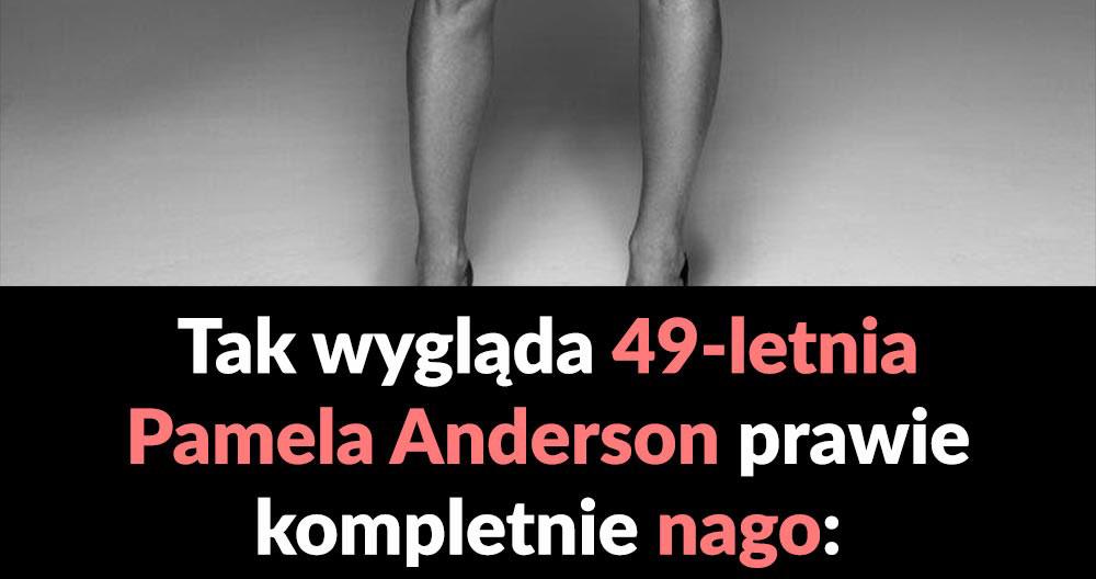 49-letnia Pamela Anderson