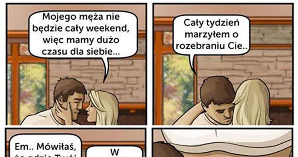 Ostrzeżenie od męża :D