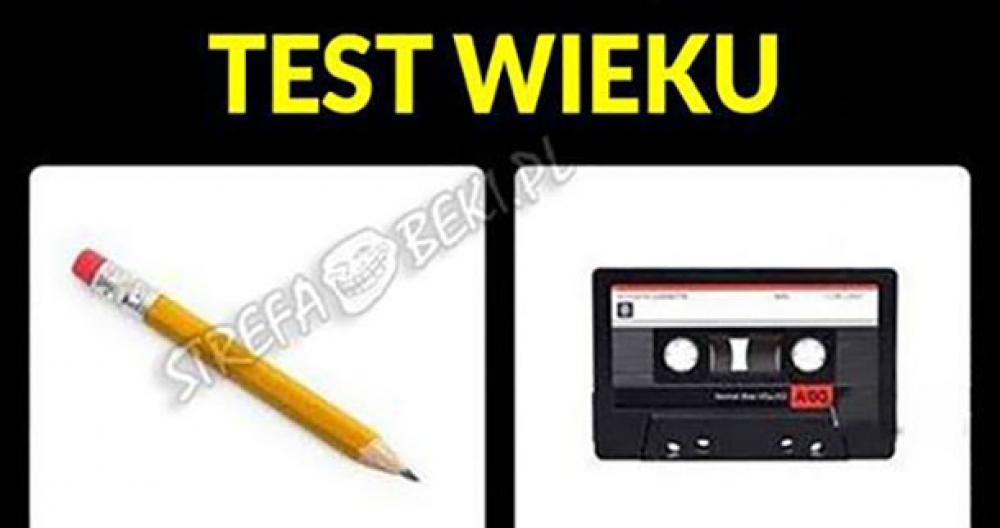 Test wieku