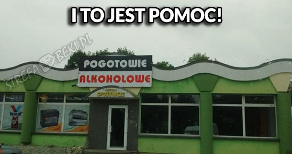I TO JEST POMOC!