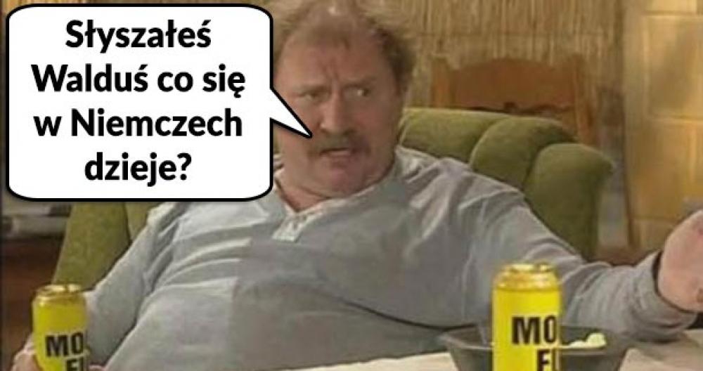 Niemcy nie mają lekko :D