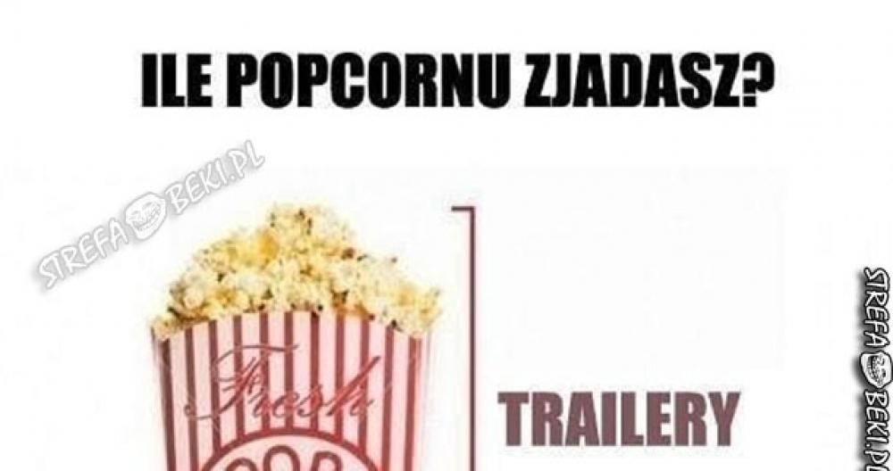 A Ty jak zjadasz popcorn?