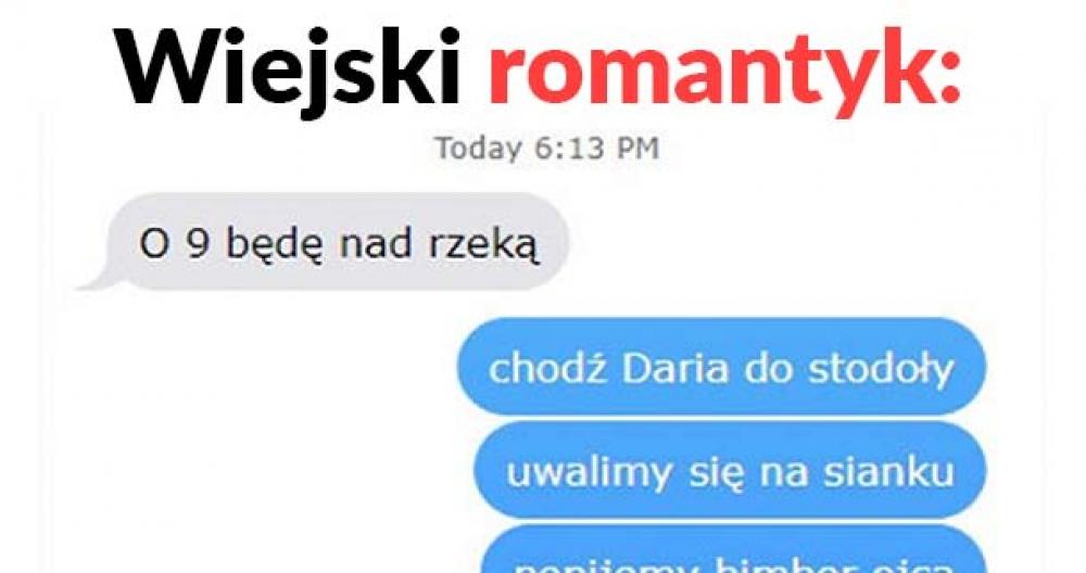 Rzadki gatunek romantyka