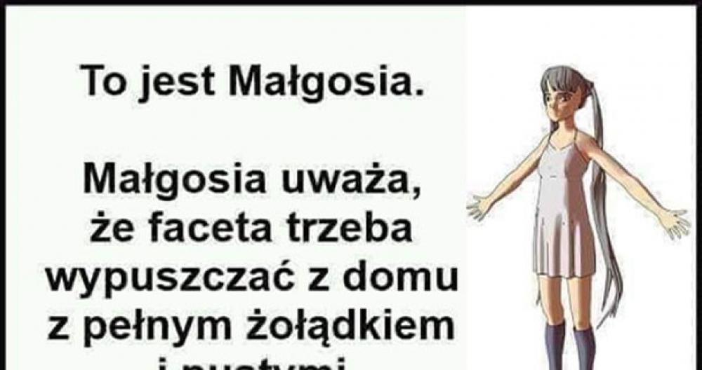 Mądra Małgosia