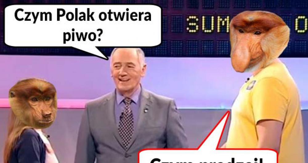 Janusz w Familiadzie :D