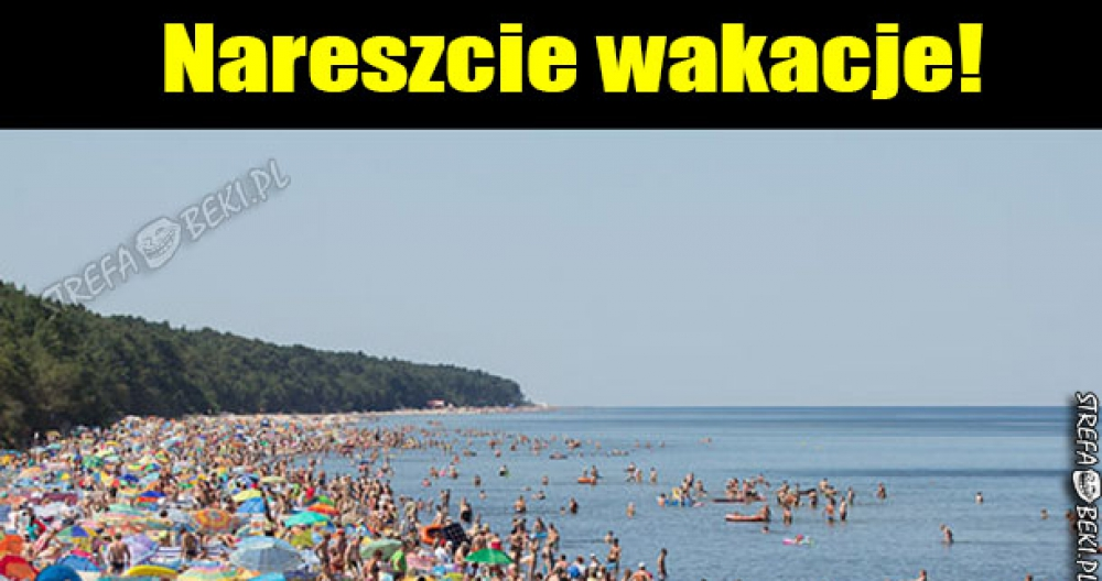 Wakacje w Polsce