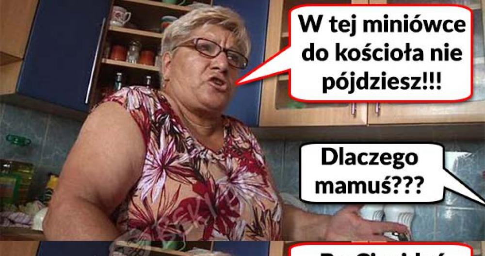 Matka prawdę Ci powie