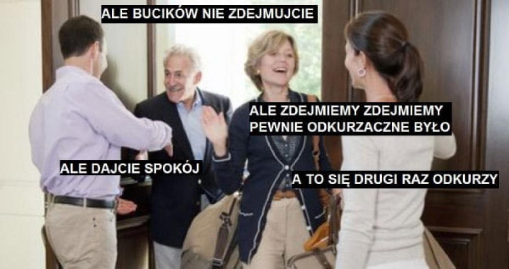 Polska gościnność
