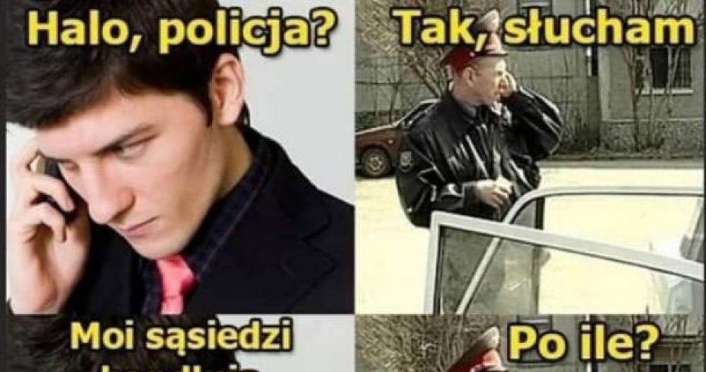 Policja?
