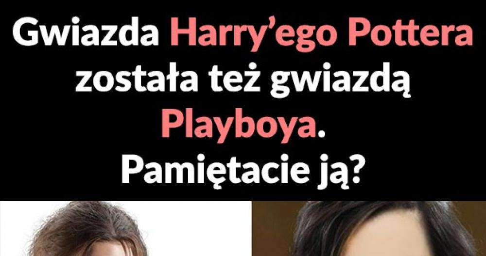 Gwiazda Harry'ego Pottera w nowej roli
