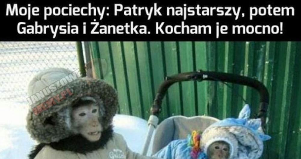 Dzieciaki Karyny
