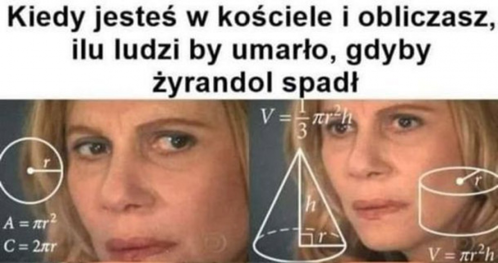 Ja w kościele