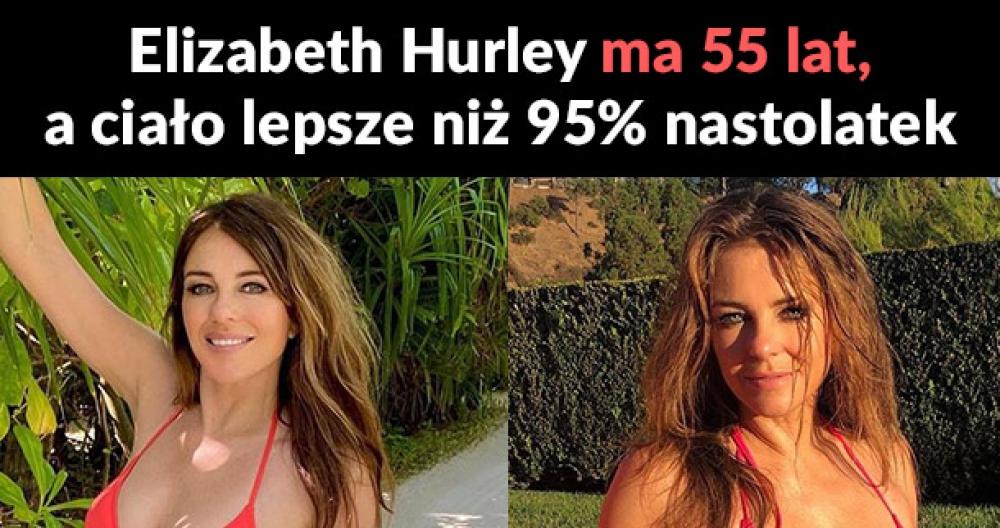 Ta kobieta ma 55 lat a ciało lepsze niż większość nastolatek
