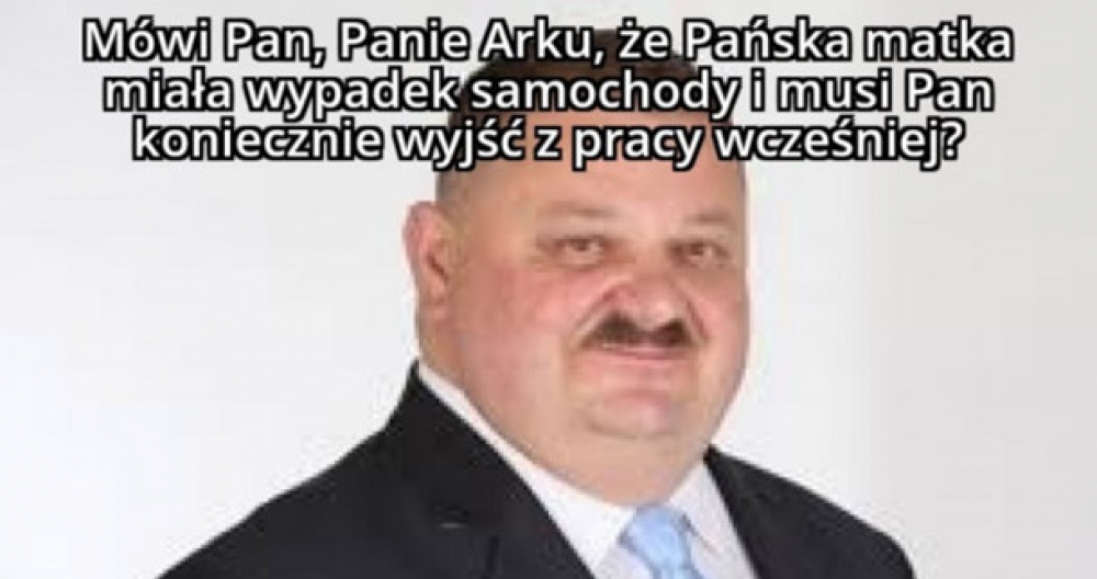 Szef Janusz